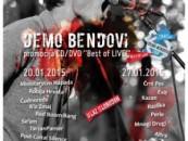 PROMOCIJA DVD/CD-a KvARTovski BENDOVI