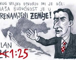 Karikature Dado Kovačević
