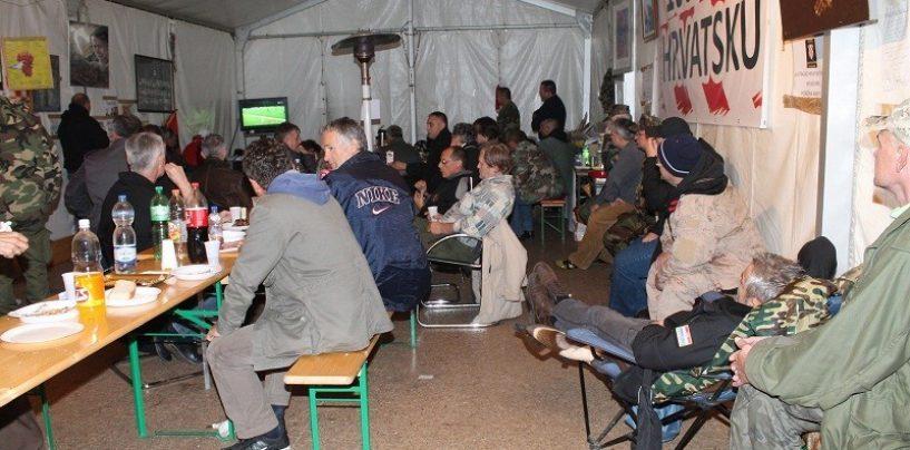 """ŠATOR NAZVATI: """"DOM HRVATSKIH BRANITELJA NEVENKA TOPALUŠIĆ"""""""