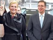 IPAK U ZAGREBU: Vučić odlazi na Kolindinu inauguraciju!