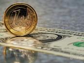EURO ĆE PADATI I PREMA DOLARU