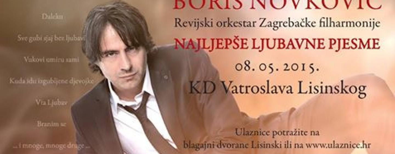 BORIS NOVKOVIĆ I OLVIDO RUIZ CASTELLANOS 8. SVIBNJA U LISINSKOM