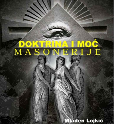 Doktrina i moć masonerija-naslovnica