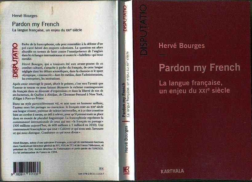 Pardon my Frenchomotnica