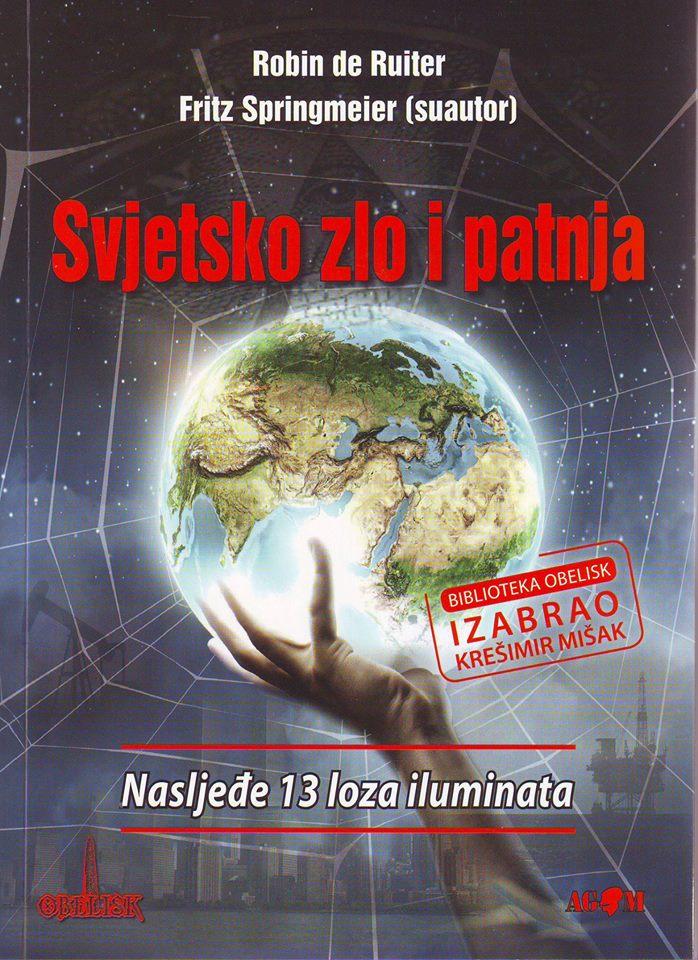 knjiga svjetsko zlo i patnja