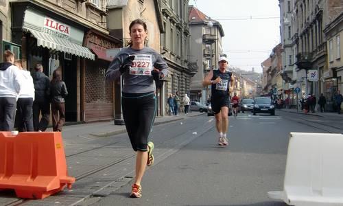 Marija Vraji? (Croatia), Zagreb Marathon 2010