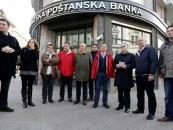 """PREDSTAVNICI TVRTKE """"VISIA CROATICA"""" KOD BANDIĆA"""