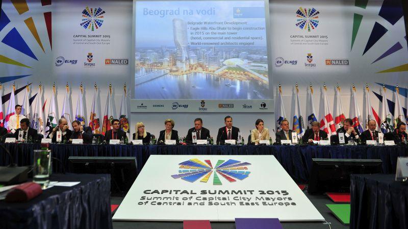 Beograd: Summit gradonaèelnika glavnih gradova srednje i jugoistoène Europe