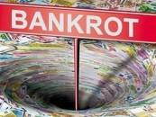 BANKROT SE RASTOM BDP-a OD 0,1% I ZAPOSLENOSTI OD 0,2 % NE MOŽE IZBJEĆI