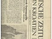 REPORTAŽA IZ JASENOVCA 1942.