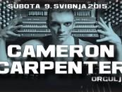 KONCERT CAMERONA CARPENTERA U ZAGREBU