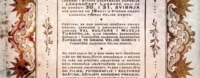 LEGEND FEST U STAROM GRADU LUKAVCU