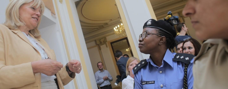 POLICAJKE IZ AZIJE I AFRIKE NA TEČAJU U ZAGREBU
