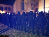 HČSP: DRSKOST POLICIJE NE MOŽE SE OPRAVDATI