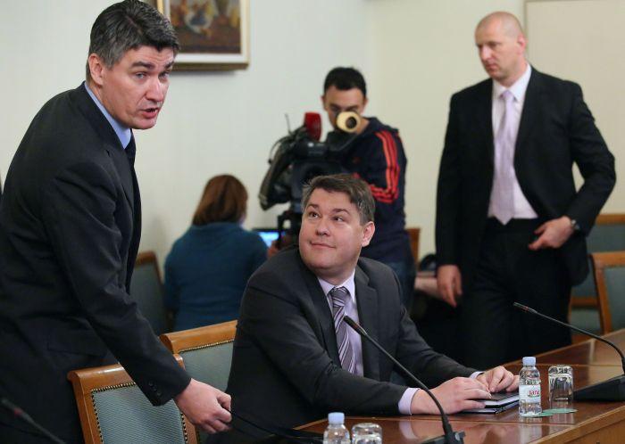Sjednica Odbora za financije i državni proraèun o Borisu Lalovcu