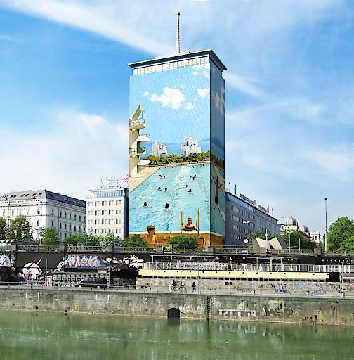 ãSommerfreudenÒ am Wiener Ringturm