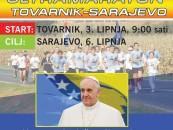 ULTRAMARATON TOVARNIK-SARAJEVO