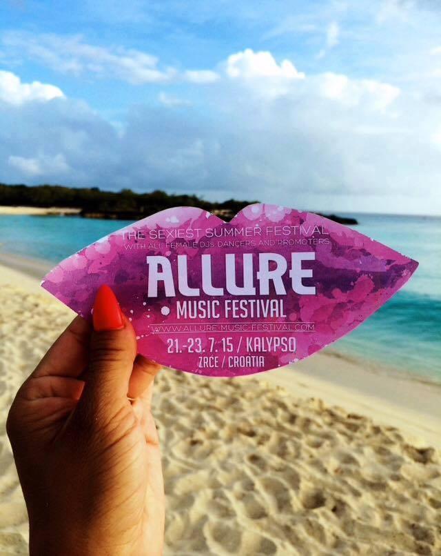 Allure sign Kalypso