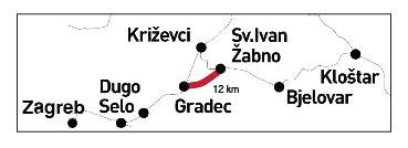 Gradec - Sveti Ivan Žabno