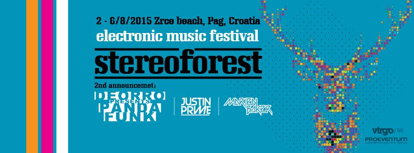 STEREOFOREST festival 2015