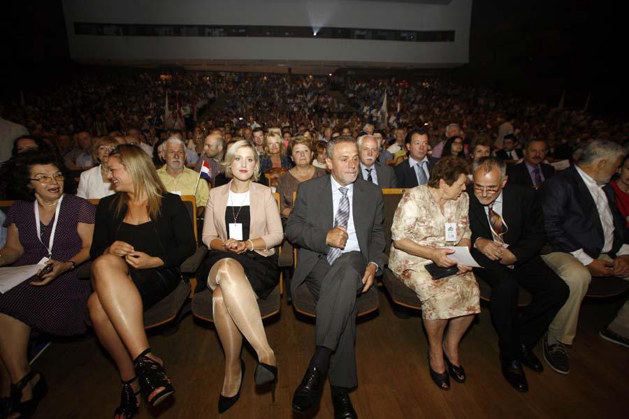 Konvencija GO Zagreb stranke Bandic Milan 365 stranka rada i sol