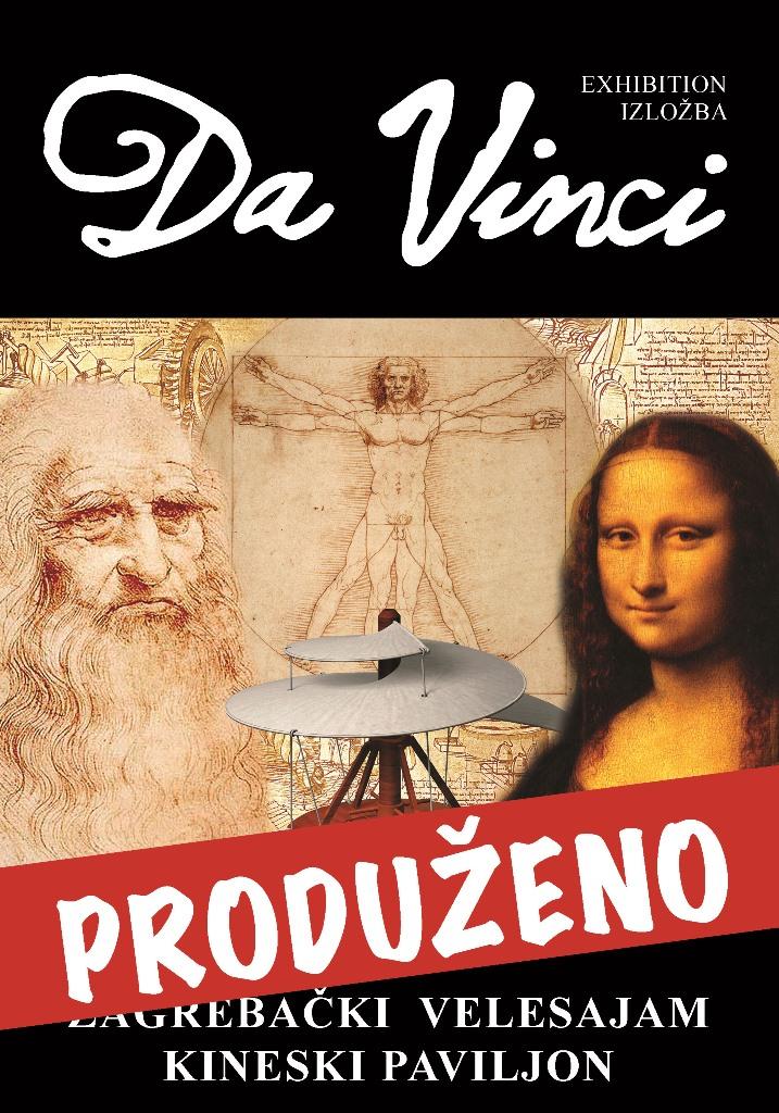 Plakat_Da Vinci_produženo_I