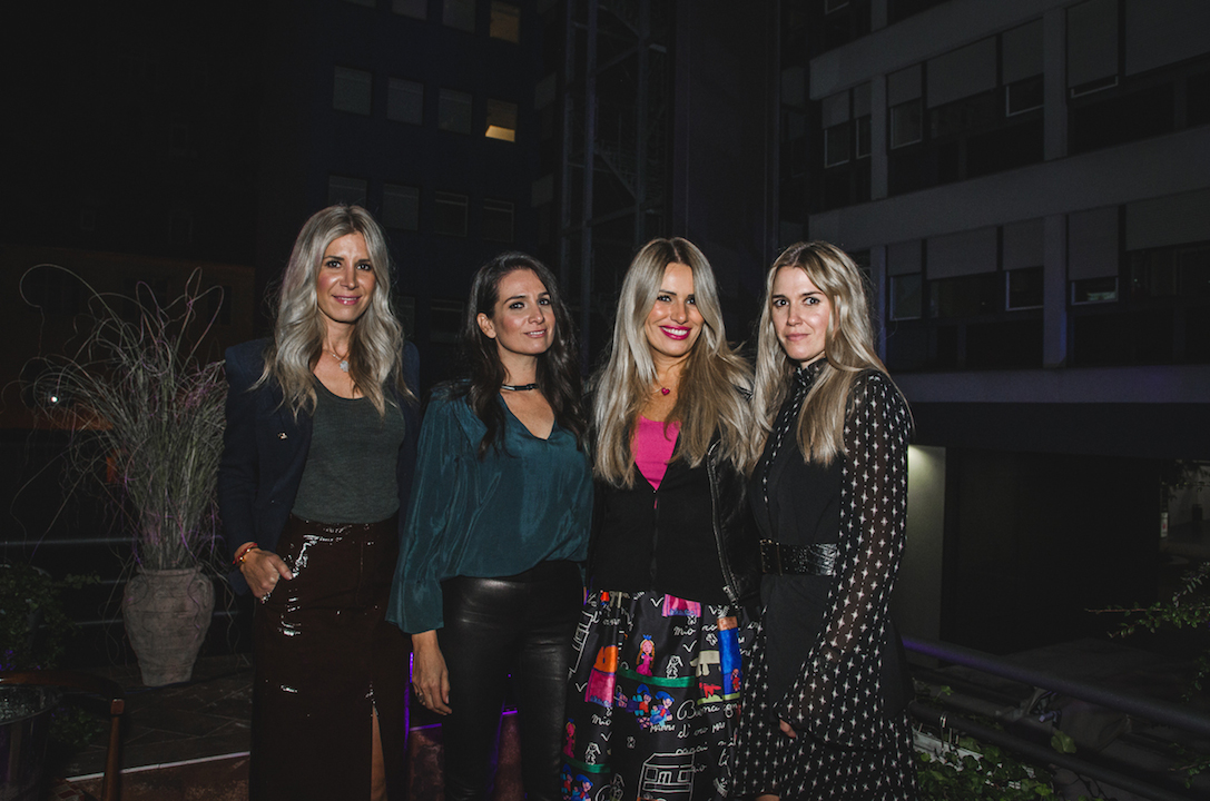 Karla Kaić, Daniela Gajski, Iva Todorić i Mandy Bašić