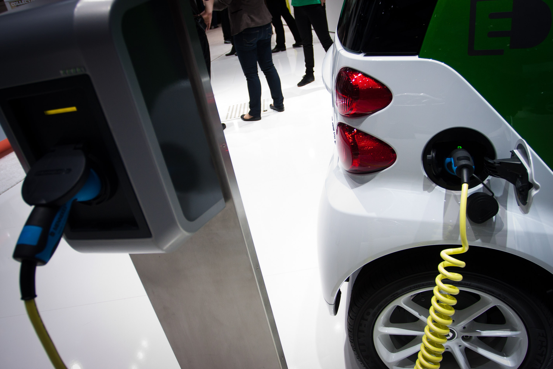 Pariz, 28.09.2012 - U Parizu predstavljeni mnogi automobilski koncepti koji se baziraju na elektricnoj energiji