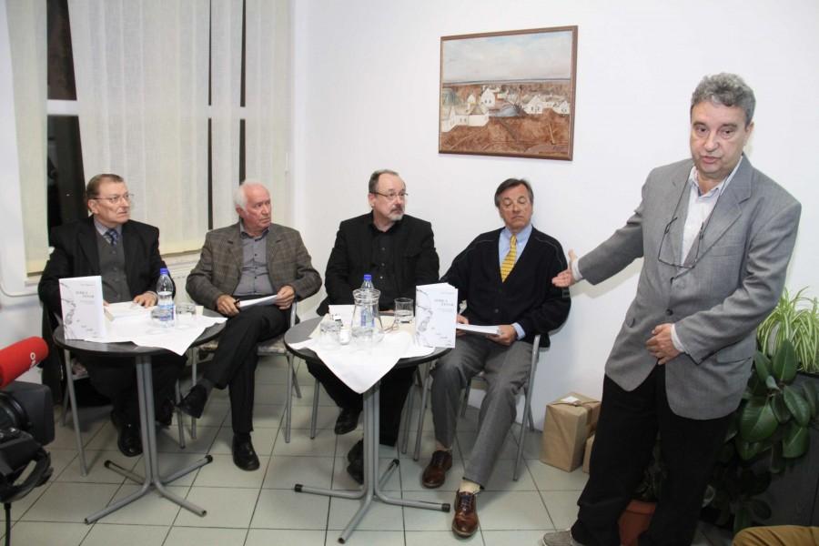 2. Autor Vidmarović, akademik Benčić, pjesnik Čenar ,  urednik dr. sc. Šipić i nakladnik Bošković