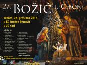 27. BOŽIĆNI KONCERT U CIBONI