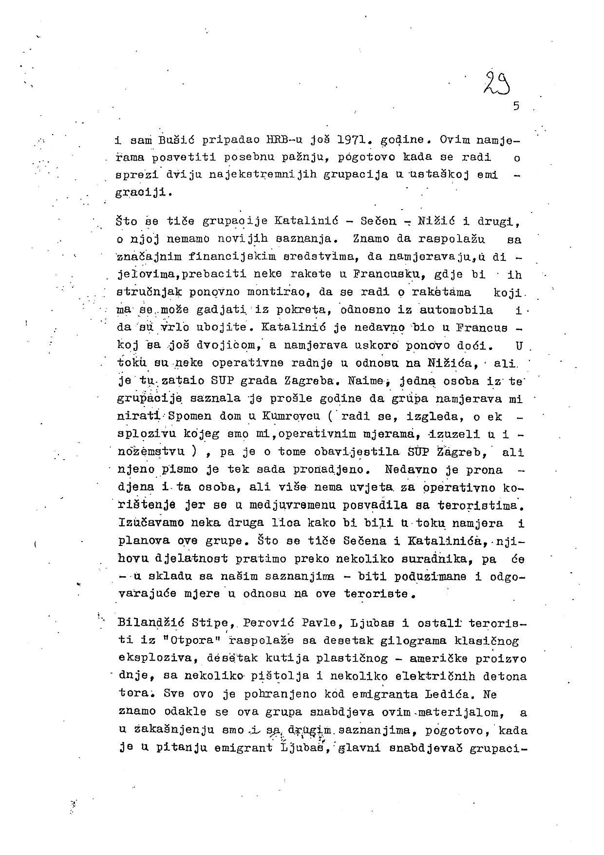 Peta stranica