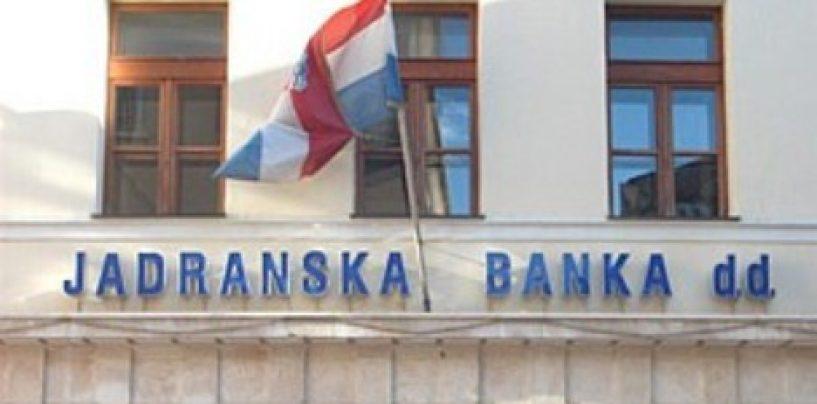 JADRANSKA BANKA RASPRODAJE NEKRETNINE