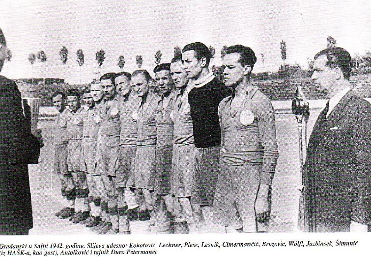 1942 u sofiji