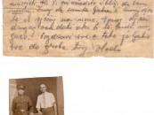 PISMA OSUĐENIKA NA SMRT U SISKU 1945.