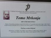 IN MEMORIAM TOMO MRKONJA