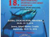 JEZERA BIG GAME FISHING 2016.
