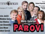 """GAVRANOVI """"PAROVI"""" U CKIM-u"""