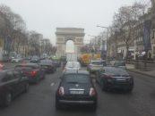 PARIZ I ZIMI IMA SVOJ ŠARM