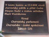 """PROMOCIJA KNJIGE """"HRVATSKO-ČEŠKO DRUŠTVO: PRVIH 25 GODINA"""""""