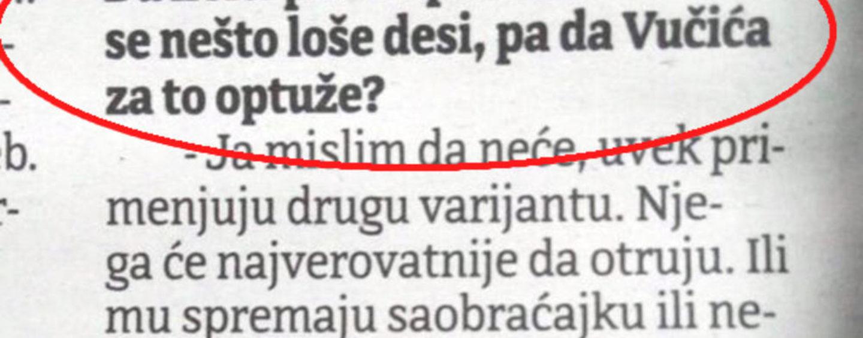 JOCA AMSTERDAM NAJAVIO LIKVIDACIJU VLASNIKA KURIRA