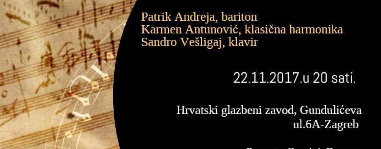 ALBANSKI BARITON PATRIK ANDREJA U HGZ-u