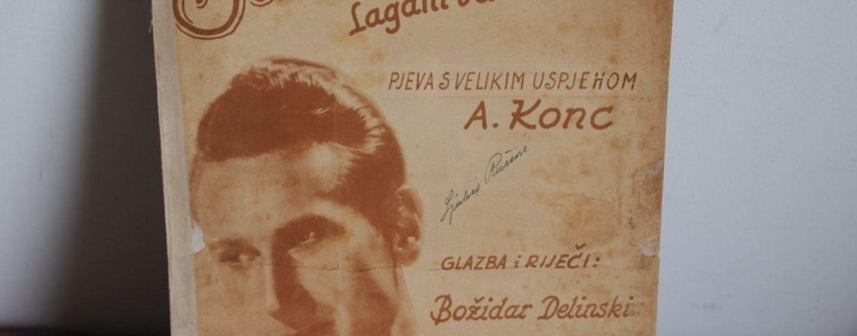 ALBUM ANDRIJE KONCA