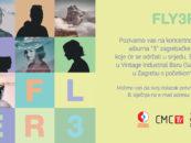 "FLAYER PROMOVIRA ALBUM ""3"""