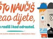 SDP ZAGREBA: GRAĐANSKI ODGOJ JE CIVILIZACIJSKO PITANJE