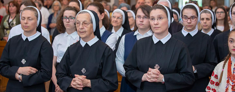 90 GODINA SESTARA KĆERI BOŽJE LJUBAVI U PETRINJI