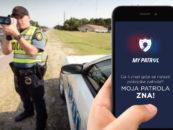 APLIKACIJA O POLICIJSKIM PATROLAMA
