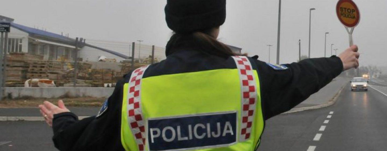 POLICIJSKA POTJERA U SISKU