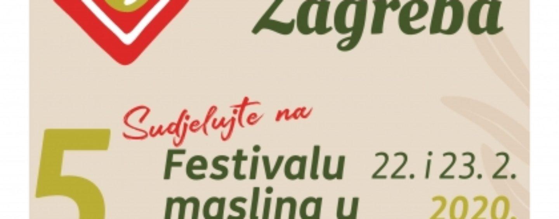 FESTIVAL MASLINA I FAŠNIK VU ZAGREBU