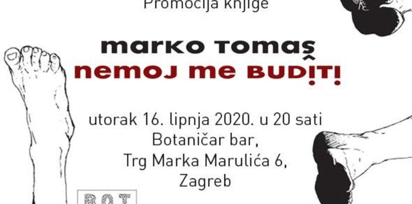 PROMOCIJA ROMANA MARKA TOMAŠA